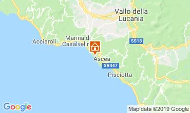 Mappa Ascea Appartamento 104280