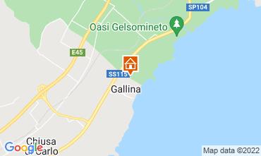 Mappa Avola Appartamento 68419