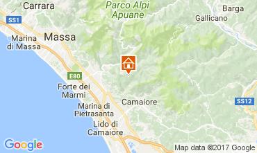 Mappa Camaiore Appartamento 108494