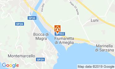 Mappa Ameglia Monolocale 61083