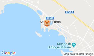 Mappa Porto Cesareo Appartamento 119619