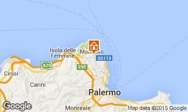 Mappa Mondello Villa  99696