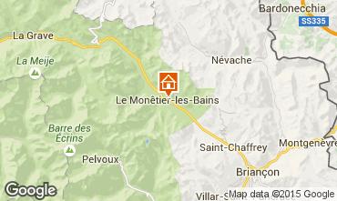 Mappa Serre Chevalier Chalet 2989