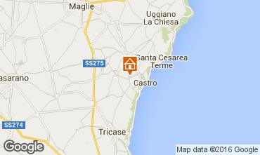 Mappa Otranto Appartamento 102682
