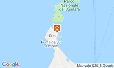 Mappa Stintino Villa  116098