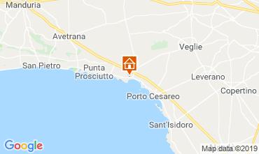 Mappa Porto Cesareo Monolocale 119900