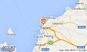 Mappa Trapani Appartamento 68809