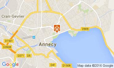 Mappa Annecy Appartamento 106034