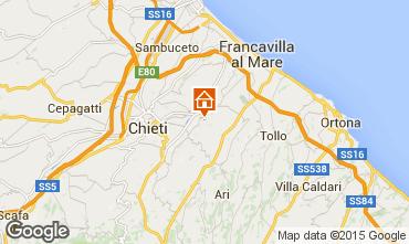 Mappa Francavilla al Mare Appartamento 84256