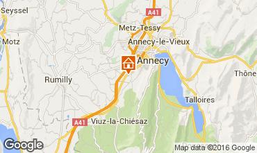 Mappa Annecy Appartamento 103303