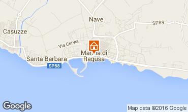 Mappa Marina di Ragusa Villa  81007