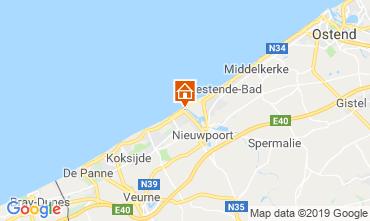 Mappa Nieuwpoort Agriturismo 117689