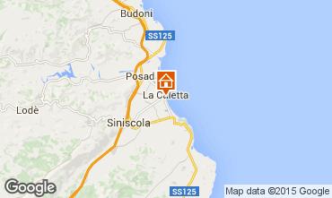 Mappa La Caletta Appartamento 69208