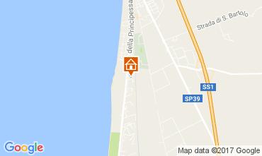Mappa San Vincenzo Appartamento 97272