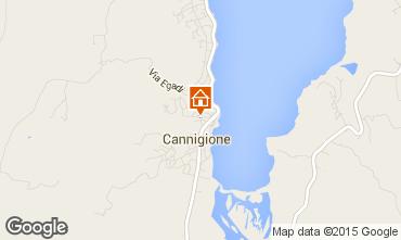Mappa Cannigione Appartamento 83917