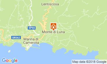 Mappa Marina di Camerota Appartamento 115730