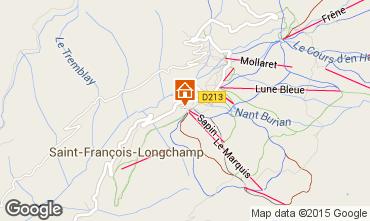 Mappa Saint François Longchamp Appartamento 74101