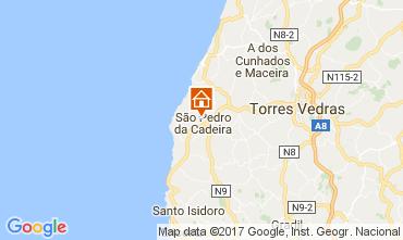 Mappa Torres Vedras Casa 48626