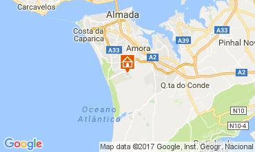 Mappa Lisbona Villa  109982