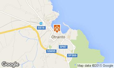 Mappa Otranto Casa 79444