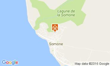 Mappa La Somone Monolocale 102027