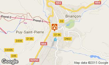 Mappa Briançon Appartamento 501