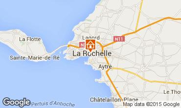 Mappa La Rochelle Appartamento 80784