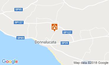 Mappa Donnalucata Appartamento 88164