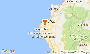 Mappa Saint Gilles Monolocale 114632
