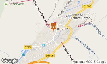 Mappa Chamonix Mont-Blanc (Monte Bianco) Appartamento 669
