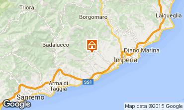 Mappa Dolcedo Appartamento 26384