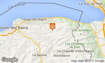 Mappa Bernex Appartamento 65983