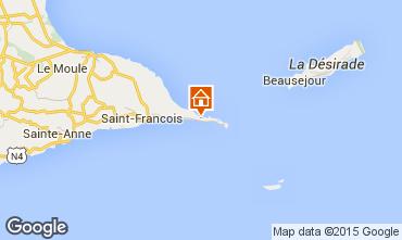 Mappa Saint Francois Villa  65357