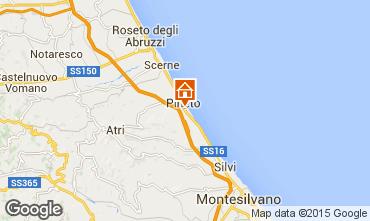 Mappa Pineto Appartamento 41459
