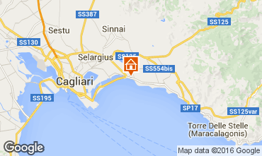 Mappa Quartu Sant'Elena Appartamento 102637