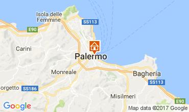 Mappa Palermo Appartamento 85412
