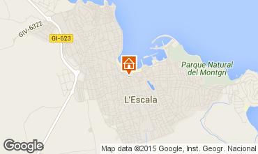 Mappa L'escala Casa 55043
