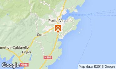 Mappa Porto Vecchio Villa  79272