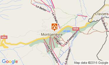 Mappa Monginevro Casa 103270