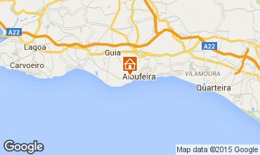 Mappa Albufeira Appartamento 47517
