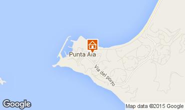 Mappa Punta Ala Appartamento 44066