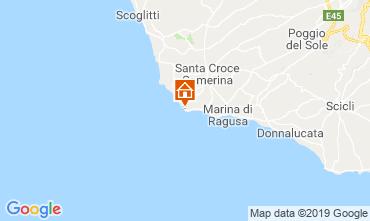 Mappa Punta Secca Casa 43100
