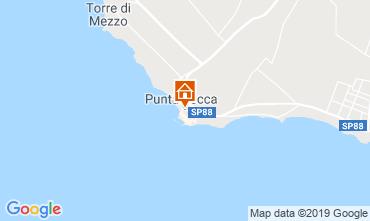 Mappa Santa Croce Camerina Casa 43100