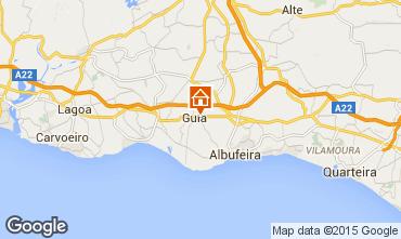 Mappa Albufeira Villa  82023