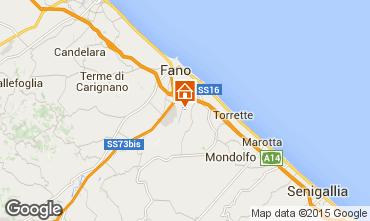 Mappa Fano Appartamento 92879