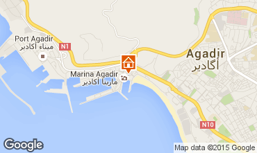 Mappa Agadir Appartamento 54064
