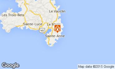 Mappa Sainte Anne (Martinique) Casa 62844