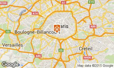 Mappa PARIGI Appartamento 74170