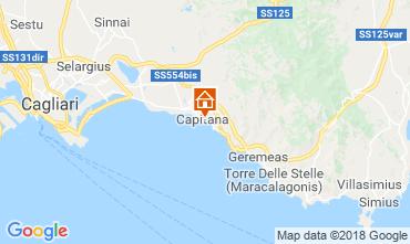 Mappa Quartu Sant'Elena Casa 116440