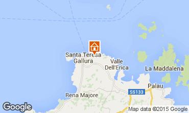 Mappa Santa Teresa di Gallura Appartamento 94107